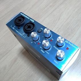 Placa Audio Presonus