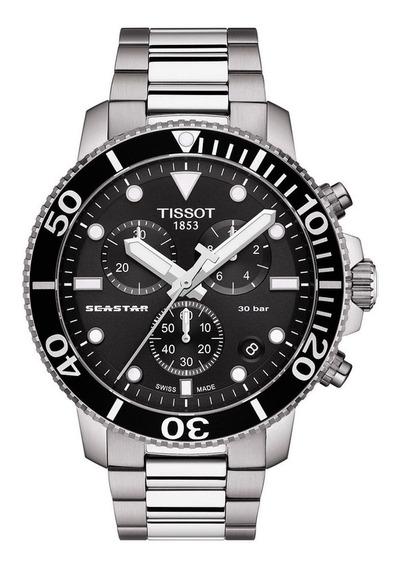 Relógio Tissot Seastar 1000 Chronograph Quartz