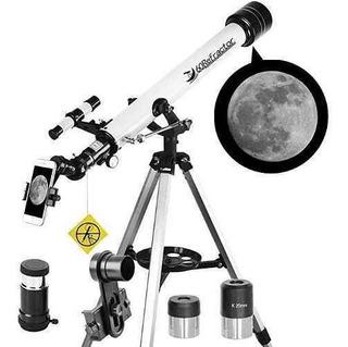 Telescopio 60mm Apeture 0mm Az Telescopio Refractor & Tr ®