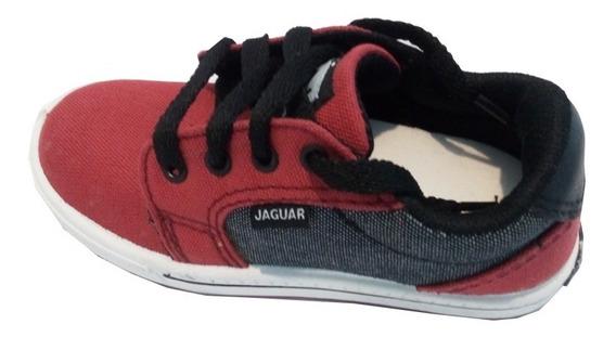 Zapatillas Para Niñas Jaguar (208)
