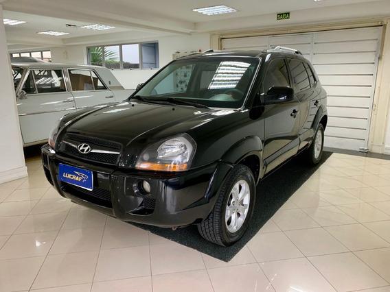 Hyundai Tucson Gls 2.7 V6 2009