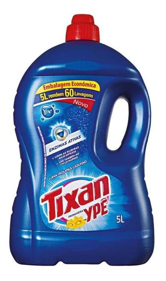 Lava Roupas Líquido Tixan Ypê 5 Litros