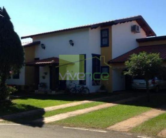 Casa Residencial À Venda, Residencial Palm Park, Holambra. - Ca0131