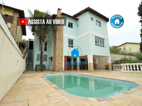 Ca0294 - Casa Com 4 Dormitórios À Venda, 420 M² Por R$ 1.100.000 - City Bussocaba - Osasco/sp - Ca0294