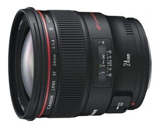 Lente Canon Serie L 24mm F 1.4