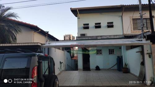 Imagem 1 de 21 de Sobrado Com 3 Dormitórios À Venda, 300 M² Por R$ 1.325.000,00 - Chácara Inglesa - São Paulo/sp - So1766