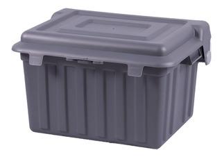 Caja Baul Organizador Reforzado C/ Bisagra Ojal Para Candado