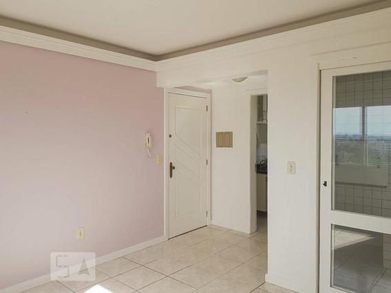 Apartamento Para Aluguel - Centro, 1 Quarto, 49 - 893052766