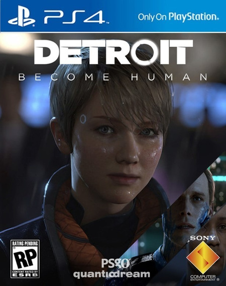 Detroit Become Human Ps4 Locação 30dias Português