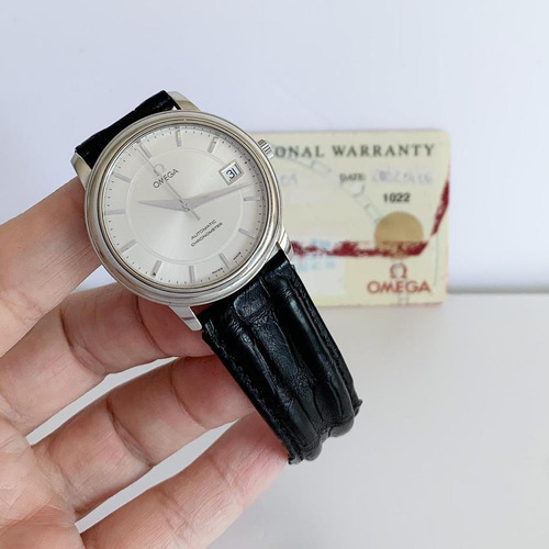 Omega De Ville Prestige Chronometer 35mm Automático