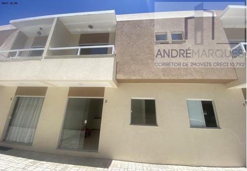 Casa Em Condomínio Para Venda Em Lauro De Freitas, Ipitanga, 3 Dormitórios, 2 Suítes, 3 Banheiros, 1 Vaga - V99_2-1156701