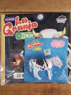 La Granja De Zenon - Clarin - N3 - La Vaca Lola - El Reino