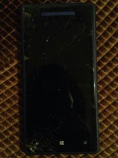 Htc Windows Phone 8x Pantalla Dañada