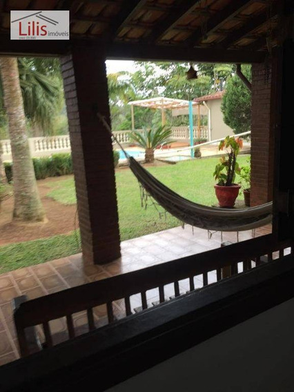 Casa De Veraneiro Mogi Das Cruzes 1.000m²., - Permuta Por Imóvel Zona Leste De Sp - Ca0026
