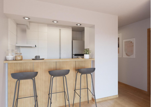 Venta Apartamento 1 Dormitorio Prado Torre Arcus Proyecto Vivienda Social Ref 820