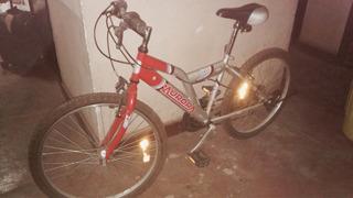 Bicicleta Aurora Rodado 24 Usada