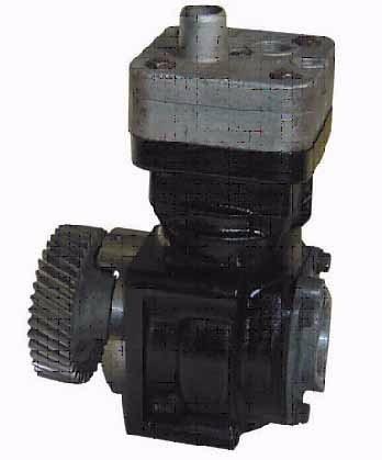 Wabco Compressor Mercedes - Para Motor Mb Om906 E Outros