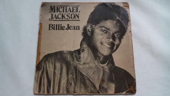 Compacto - Michael Jackson - Billie Jean - 1982