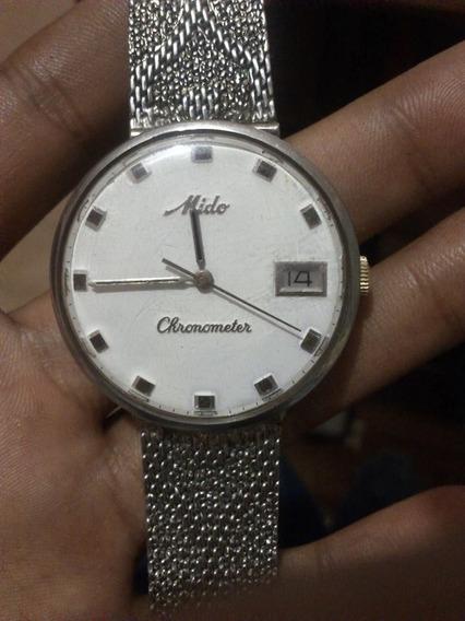 Reloj Mido Ocean Star Cronometer Automatico Vintage
