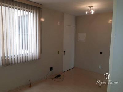 Apartamento Com 2 Dormitórios À Venda, 48 M² Por R$ 250.000 - Jaguaré - São Paulo/sp - Ap4233