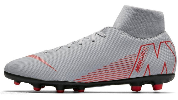 Chuteira Nike Mercurial Superfly 6 Vi Club Campo Forma Peq
