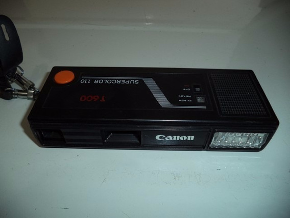 Máquinas Fotográficas Antiga Canon T600