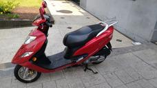 Suzuki Burgman 125i 2013 Troco Moto Financio 2013