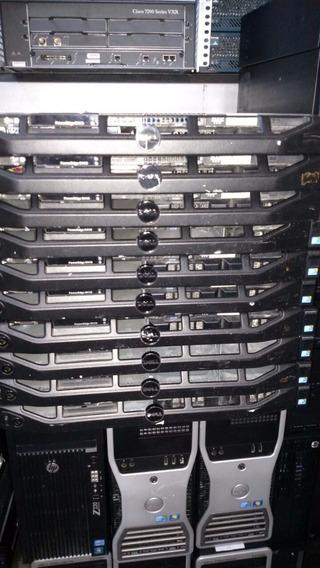 Servidor Dell R410 32gb Ram 2 Hds De 250gb E 2 Proc. Quad