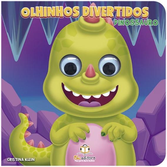 Livro Olhinhos Divertidos Blu Editora