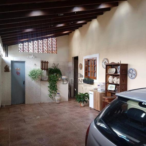 Casa Com 2 Dormitórios À Venda, 100 M² Por R$ 260.000 - Parque Bom Retiro - Paulínia/sp - Ca12604