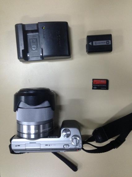 Camara Sony Nex-5