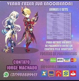 Golds Grand Fantasia 45 Reais =100k + 10% De Bonus