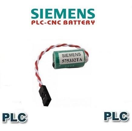 Bateria Cnc Plc Siemens 575332ta 3v 950mah Lithium - Varta