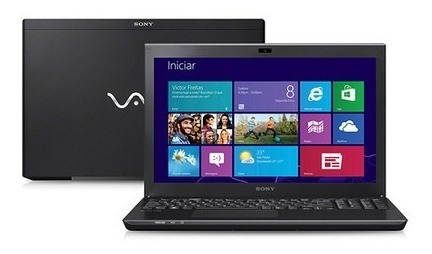 Notebook Sony Vaio I7-3ª 6gb 750 Hd Nvidia/hd Graphics