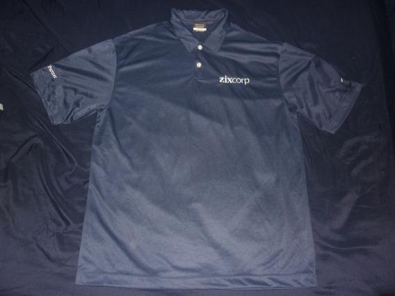 L Chomba Golf Nike Zixcorp Fri Fit Talle L Azul Art 89043