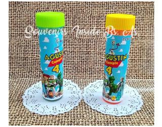 40 Burbujeros Souvenir Personalizados Regalo Cumple Fiesta