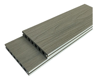 Deck Pvc Co-extruded Antique 23 Mm X 140 Mm X 2200 Mm