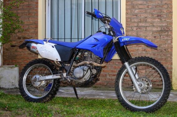 Yamaha Ttr 230 2012