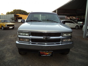 Chevrolet Silverado D20 Rodeio 4.2 2001 Prata Diesel