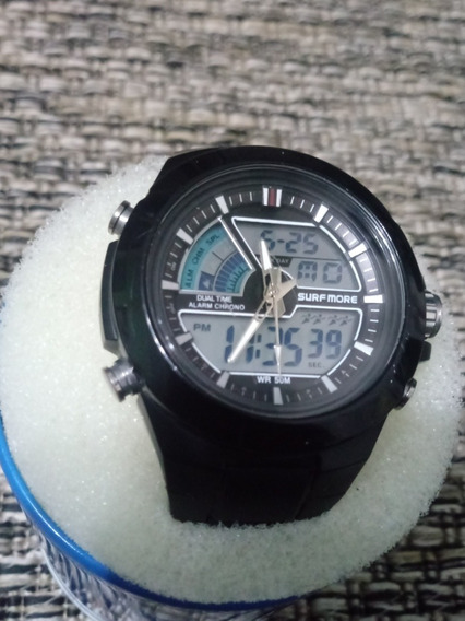 Relógio Surfmore Resistente A Agua