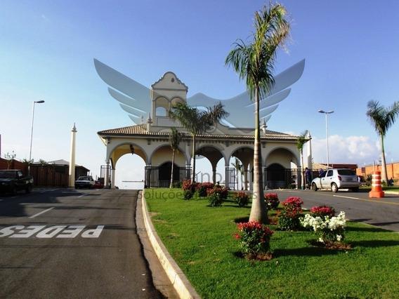 Terreno No Condomíno Ibiti Reserva - Sorocaba - 300 M² - 12x25 - Plano - Tc00080 - 34762025