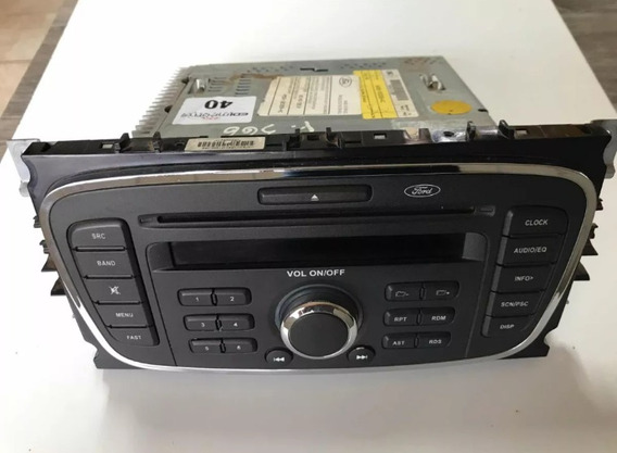 Som Original Ford Focus 2009/2013. Cd/radio.