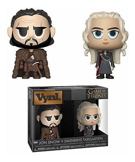Funko Vynl Game Of Thrones Jon & Daenerys