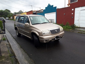 Suzuki Grand Vitara Xl7 2002