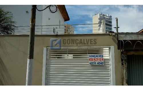 Venda Casa Terrea Sao Bernardo Do Campo Centro Ref: 66576 - 1033-1-66576