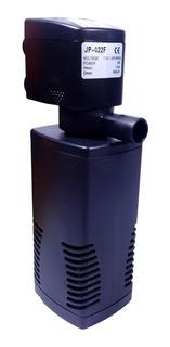 Filtro Interno Com Bomba Sunsun Jp-022f 600l/h Para Aquários