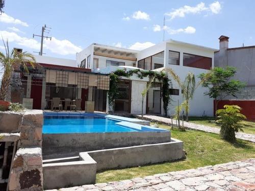 Casa Sola En Renta Vergel Del Acueducto