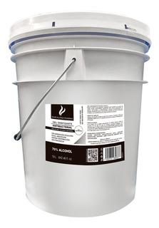 Gel Sanitizante Desinfectante Cubeta 19 L Alcohol De Maíz