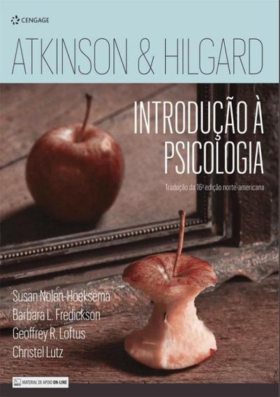 Introducao A Psicologia - Atkinson & Hilgard - 2ª Ed