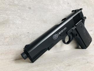 Promoción Colt1911 + 1100 Bbs Lo Mas Vendido Airsoft Deporte